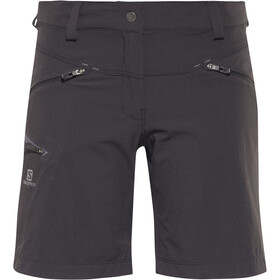 Salomon Wayfarer Shorts Damer, black